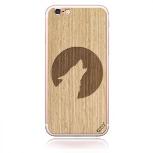 iPhone 6s Oak Howling wolf