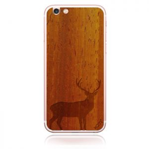 iPhone 6s Padauk Crimson Red deer
