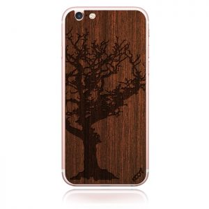 iPhone 6s Padauk Maroon the great tree